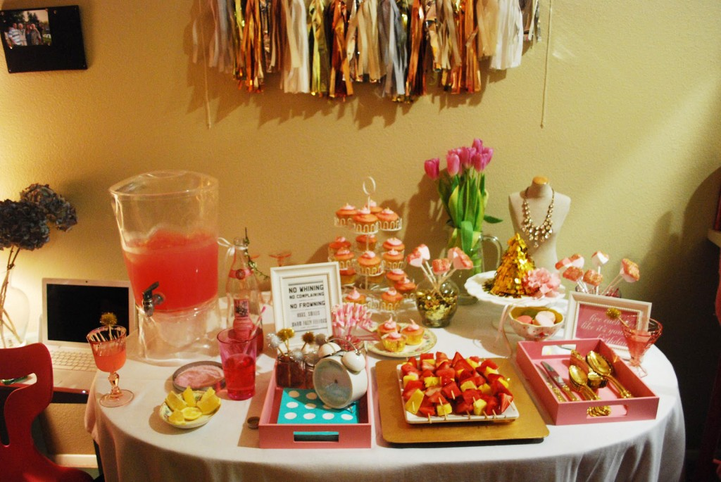 Pink-Gold-Party