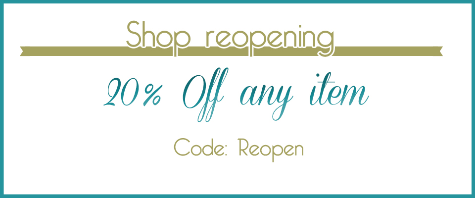 Etsy reopening and coupon code ! - Handmade Decor - The Flair
