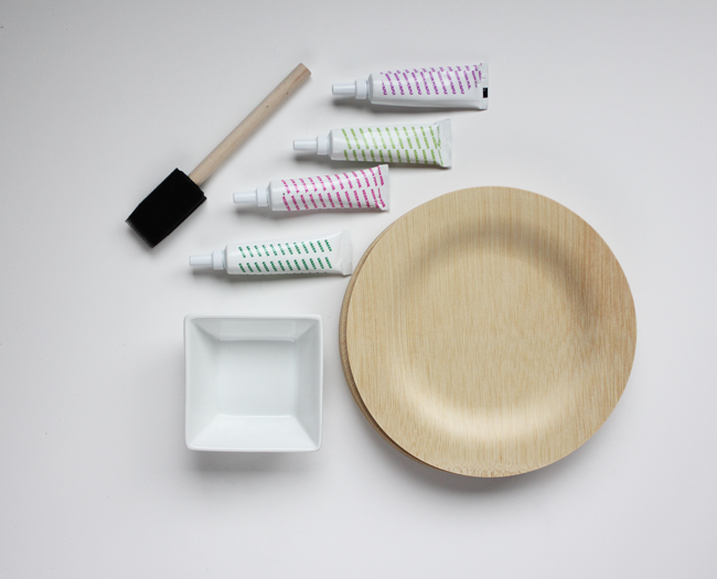 Plate-DIY-Bamboo-Food-Color