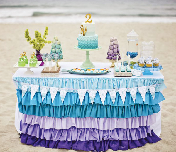 mermaid-beach-dessert-table