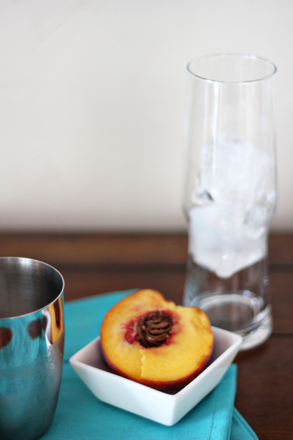 peaches and cream drink recipe
