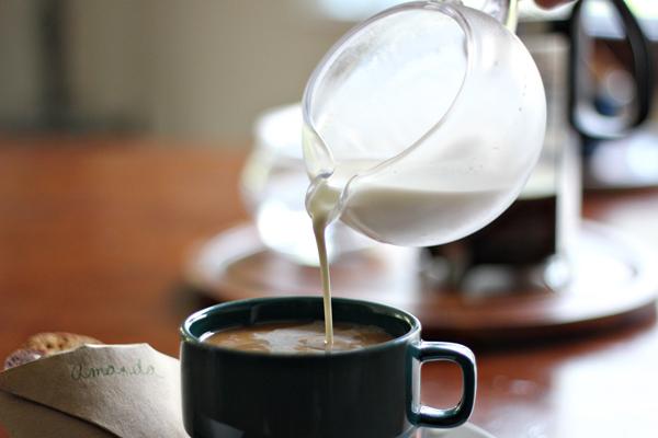 DIY Vanilla Spice Coffee Creamer