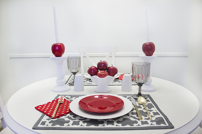 Apple Candlestick Holder DIY Table 2 | The Flair Exchange.psd