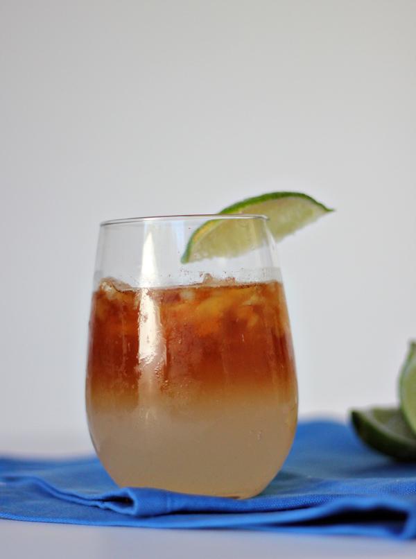 Spooky Halloween Cocktail