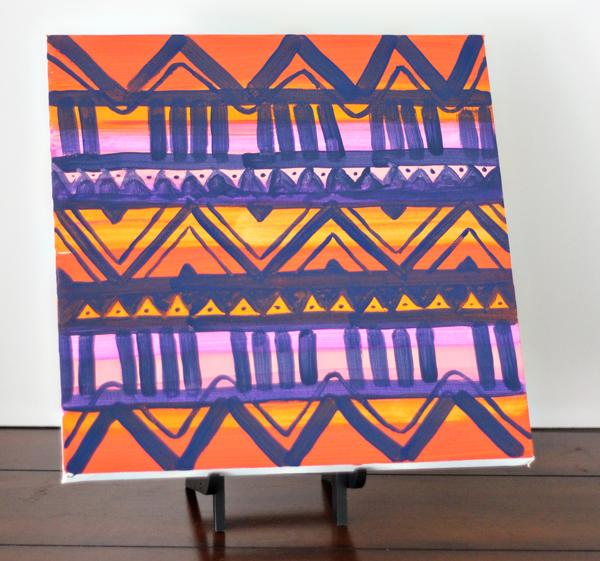 DIY Navajo Art