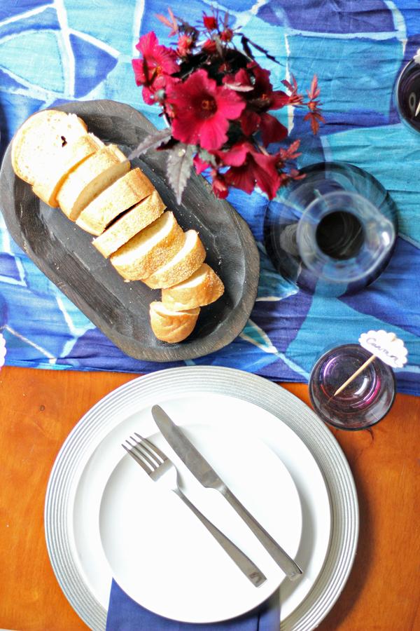 Thanksgiving Tablescape DIY