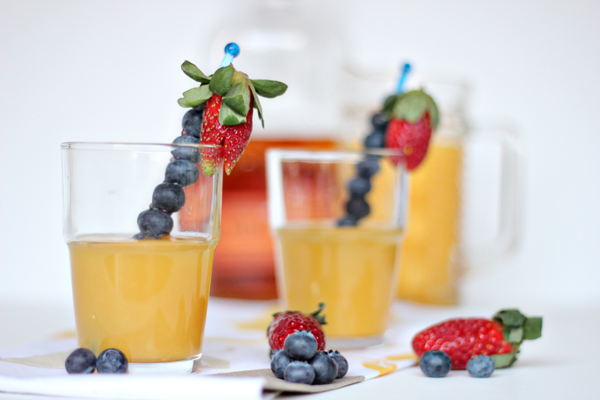 Bourbon Orange Breakfast