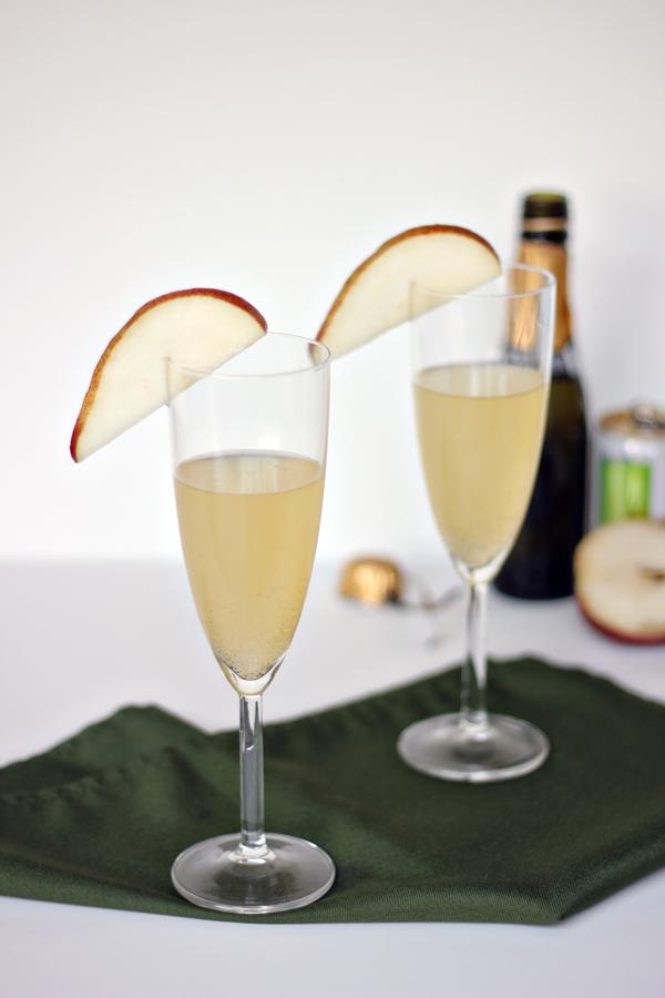 Pear Bellini Recipe