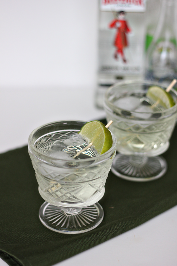 Classic Gin Gimlet