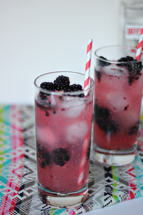 Blackberry Lemonade Recipe