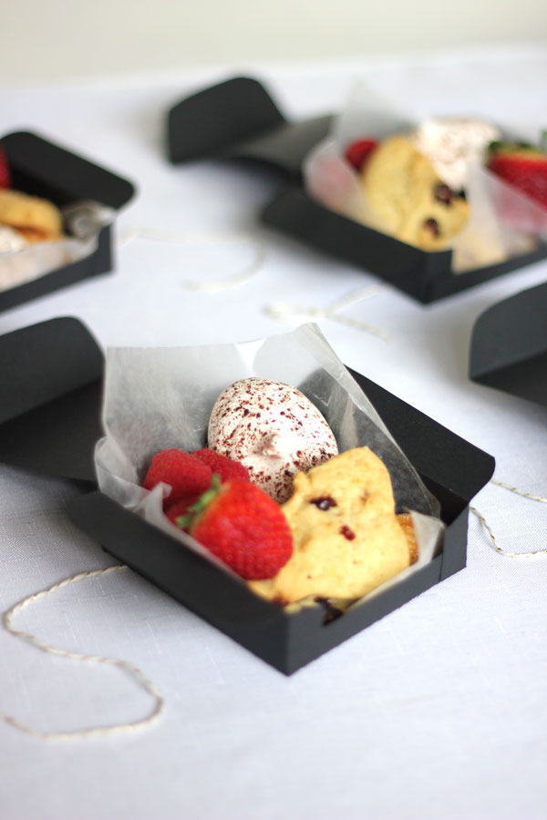 Miniature Sweet Treats For Valentine's Day