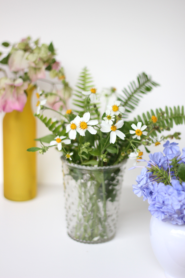 3 Simple Floral Arrangements