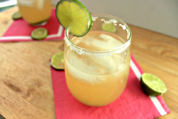 Classic Lime Margarita Recipe
