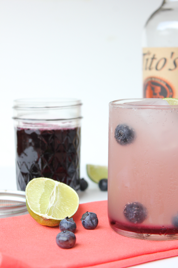 Blueberry-Mules