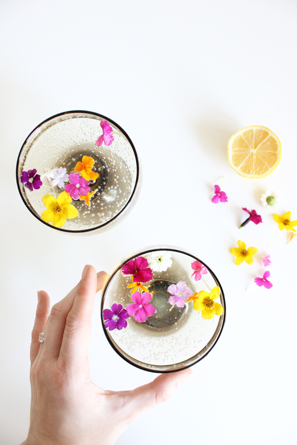 Floral Cocktail
