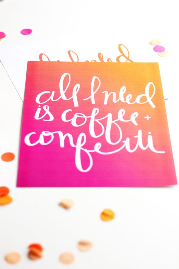 Confetti-Art-Print
